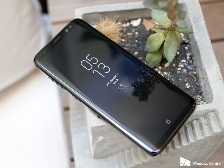 What Windows users need to know about the Samsung Galaxy S8