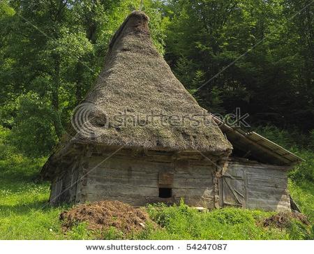 Traditional Transylvania House