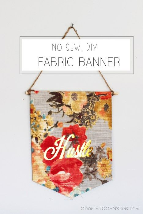 Fabric banners diy No Sew No Sew Fabric Banner Iron On Cricut Projects Diy Bunting Banner Diy Banner Fabric Flag Banners Pinterest No Sew Fabric Banner Iron On Cricut Projects Diy Bunting