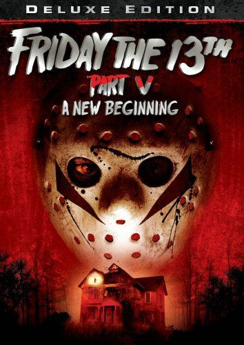 John's Horror Corner: Friday the 13th Part V: A New Beginning (1985), more boobs, body count and masked killer shenanigans advance the Tommy Jarvis story arc. | Movies, Films & Flix