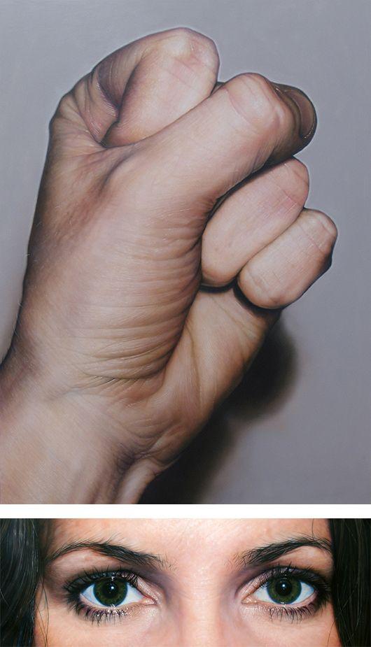 Best Art Images On Pinterest Hyper Realistic Paintings - Hyper realistic paintings nunez