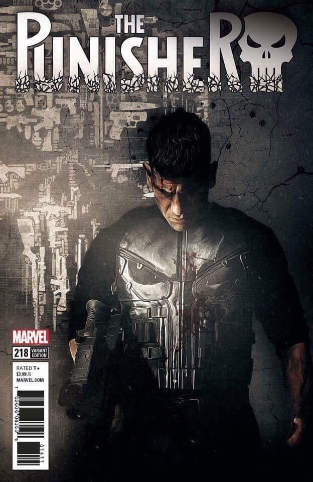 PUNISHER #218 TV VAR LEG 11/15/2017 https://pagez.com/4136/36-rickdiculous-rick-and-morty-facts