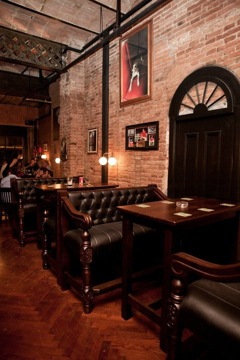 Dunnes Irish Bar - breakfast in Barcelona