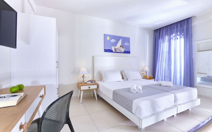 ZEPHYROS BEACH - Superior Double Room