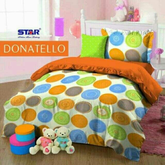 Saya menjual Sprei star motif donatello seharga Rp160.000. Dapatkan produk ini hanya di Shopee! https://shopee.co.id/sri.tanjung/11709817 #ShopeeID