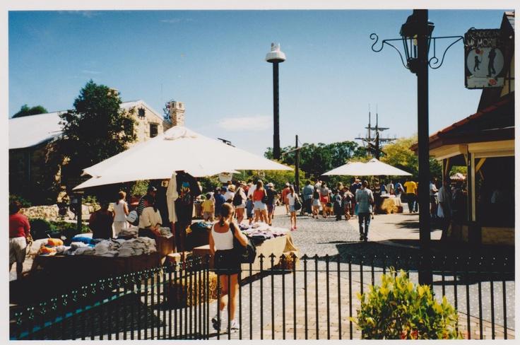 The Entrance to Wonderland, circa 1997