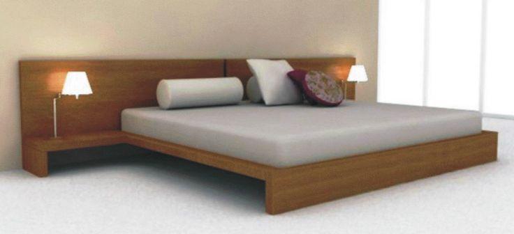 Como construir una cama buscar con google dormitorio for Como hacer una cama de madera