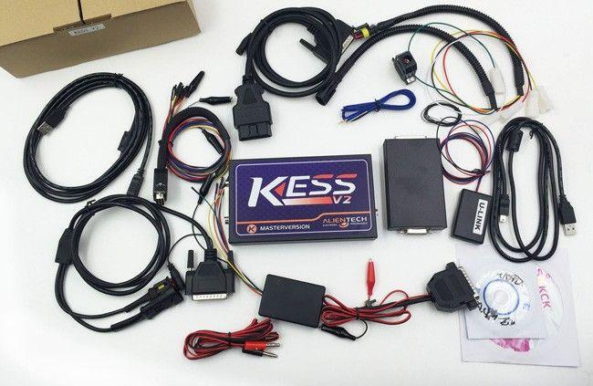 KESS V2 FW V4.036 add tokens - SUCCESS (personal experience)-diyobd2.fr