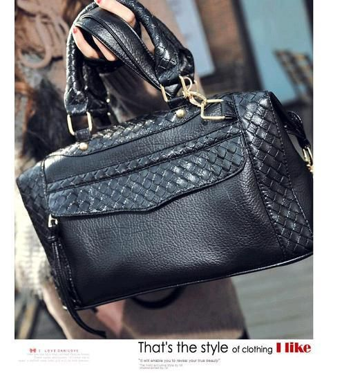 Cheap bag navy, Buy Quality bag post directly from China bags plus Suppliers:  2014 New Women Bag Fashion PU Leather Bag Black Shoulder Bag Cross-body Women Messenger Bag        2014 New Fashion Can