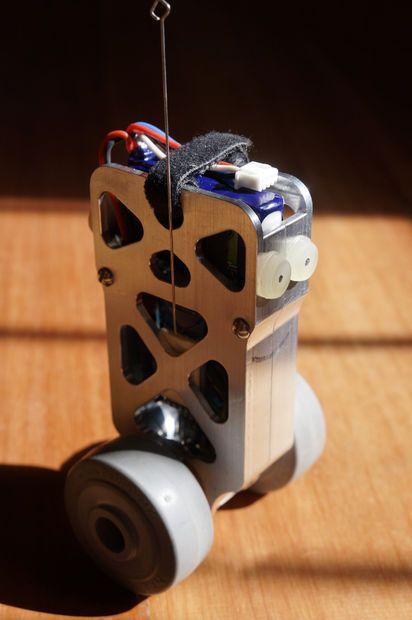 S15: Self-Balancing Robot - Social Ledge