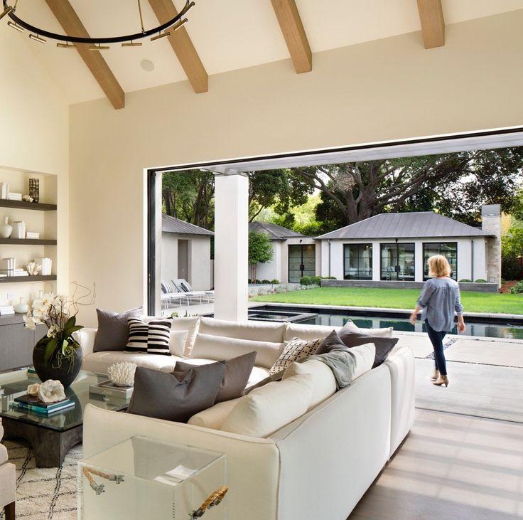 Mogs FerroFinestra, Tuscalosa Residence Atherton, California.