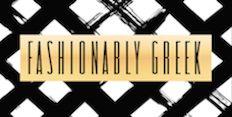 Fashionably Greek paraphernalia (Hott stuff on here)