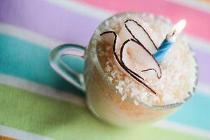 mug cake vanilla