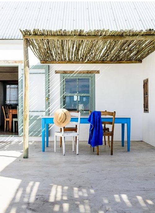 A SOUTH AFRICAN BEACH COTTAGE | the style files