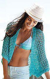 Lana Grossa - Model of the month June 2012 free pattern