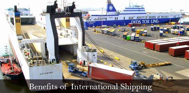How to get benefits from a #reliable and #affordable #international_shipping company?  Businesses are always in a search of affordable international shipping quotes to move their important goods.