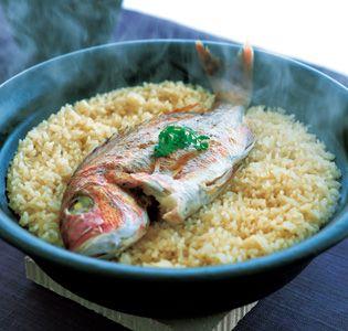 商品名[明石蛸仙人] 鯛飯のもと