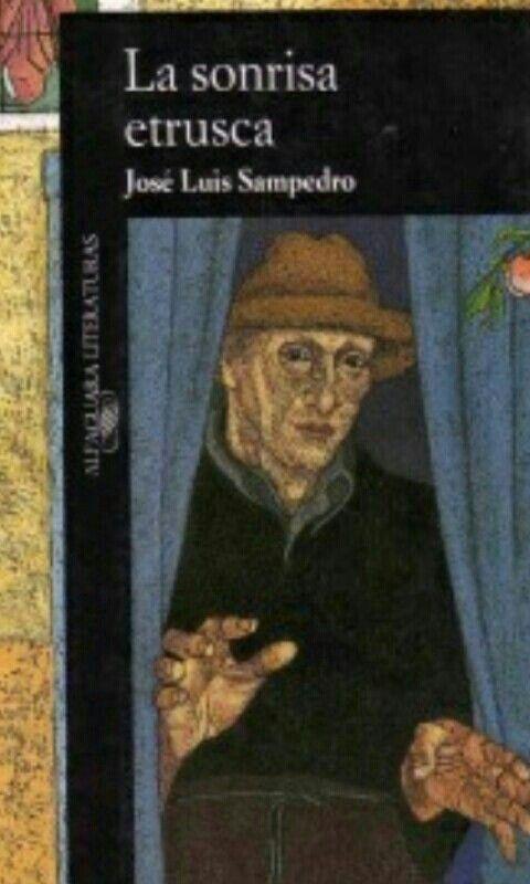La sonrisa etrusca, me encantó este libro, me lo devoré
