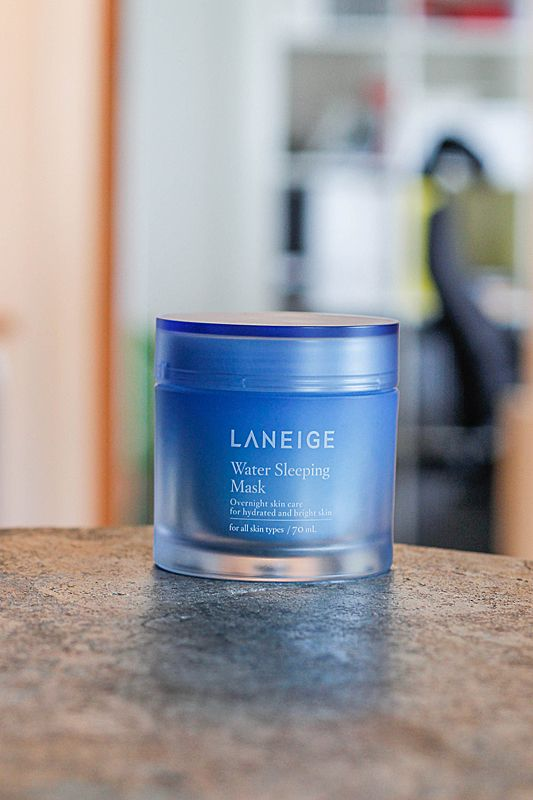 Koreanbeauty.se - Laneige water sleeping mask review/recension