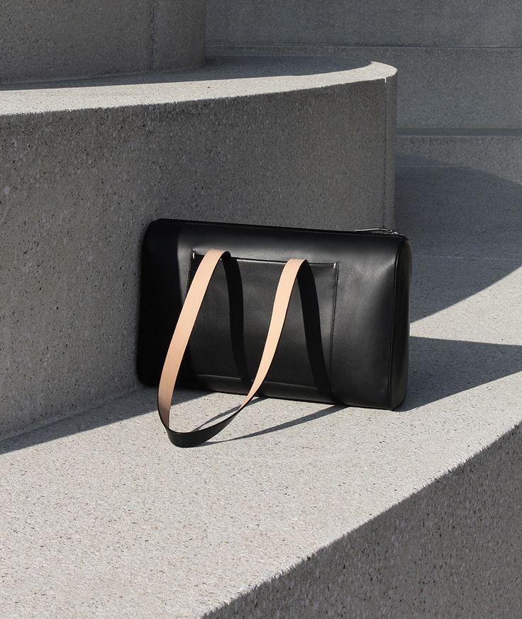 building block weekday bag
