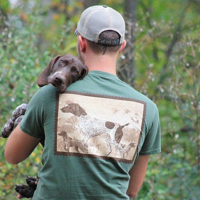 Resultado de imagen para pointer dog and owner