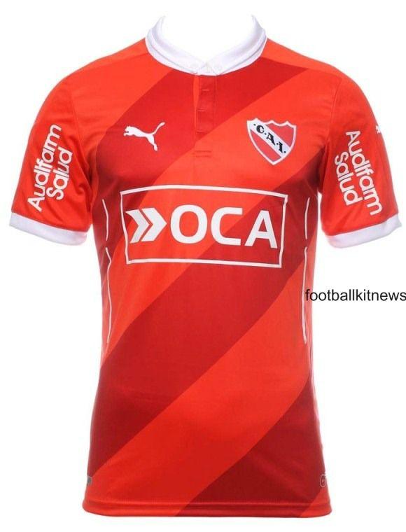 Independiente Jersey 2016