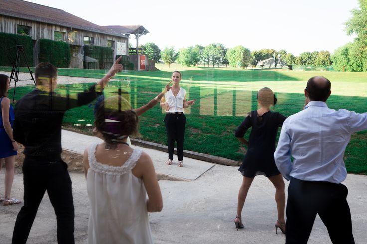 Surprise aux mariés/ Flashmob des témoins/ Chorégraphie sur-mesure/ Happenings made in La Petite Fabrique à événements