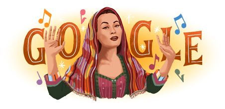 94º aniversario del nacimiento de Yma Sumac, our legendary peruvian Yma Sumac !!!