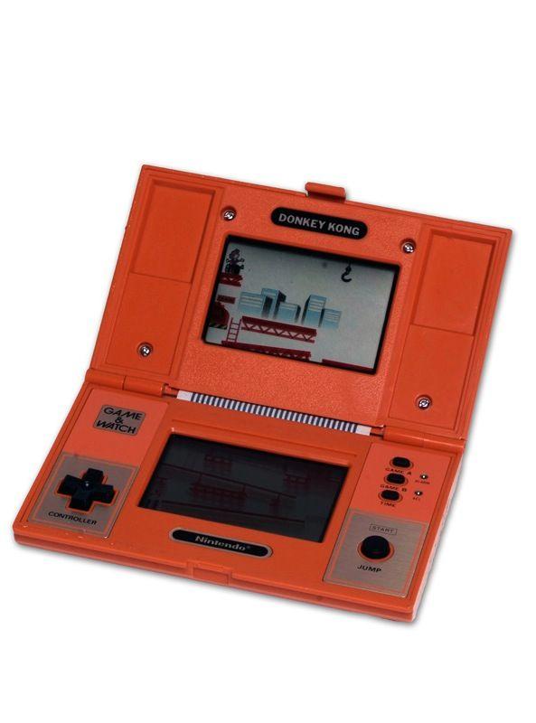 Donkey Kong . Game & Watch . Nintendo