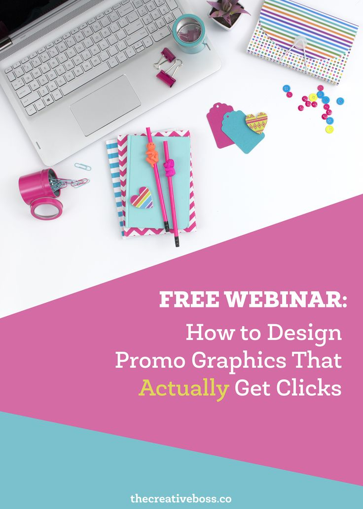 Do you struggle with generating traffic from social media because your promo graphics are just hitting all the right spots?  Join me in this free webinar to design promo graphics that actually get clicks.   Date: January 7, 2017
