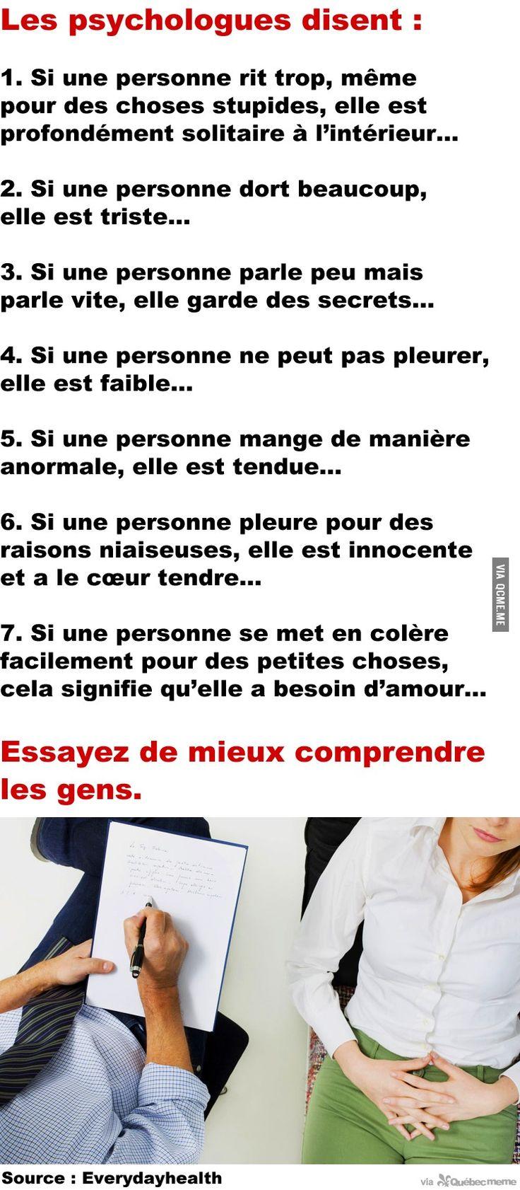 Apprenez à Comprendre les Gens. – Québec Meme +