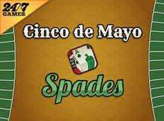 cinco de mayo spades games