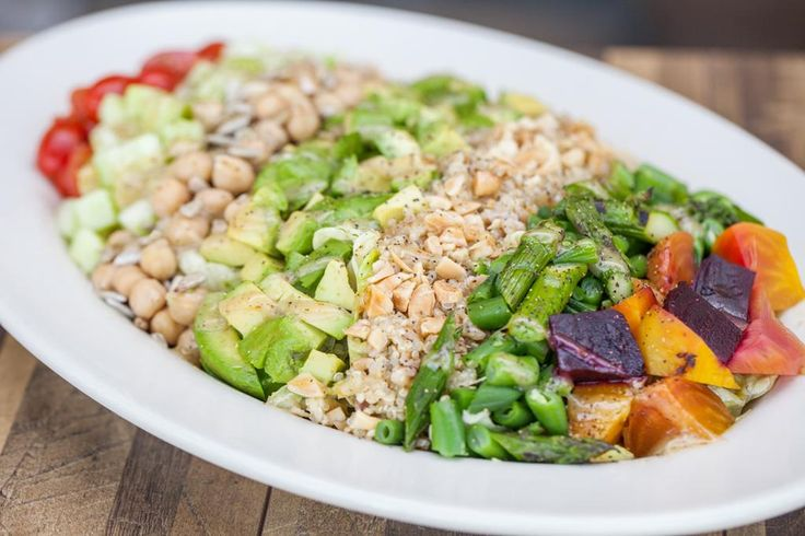 The Cheesecake Factory has a huge number of delicious vegan options on its menu...here's how to make a vegan cobb salad