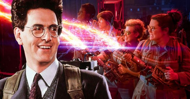 Harold Ramis' daughter on including a CG Egon Spengler in next Ghostbusters