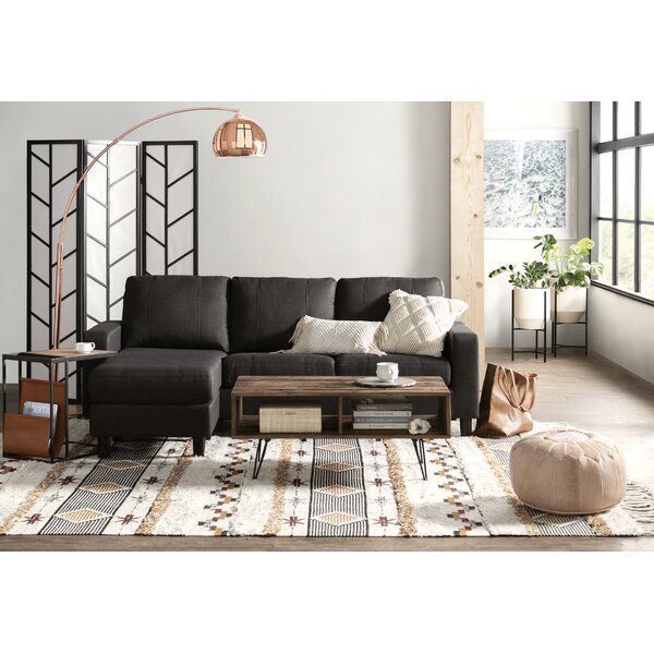 You Ll Love The Aten Hand Knotted Wool Ivory Area Rug At Wayfair Great Deals On All Rugs Pro Living Room Design Modern Modern Living Room Living Room Designs