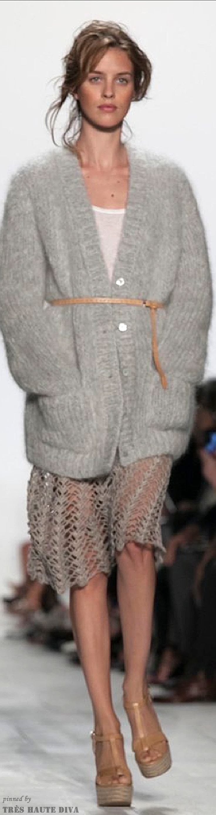 -NYFW Michael Kors Spring 2014 RTW http://www.nytimes.com/fashion. <3
