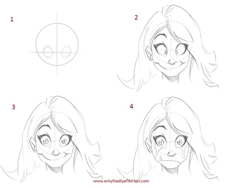 Fundamentals Of Character Design Pdf : Adım karikatür çizim teknikleri Çizimler pinterest
