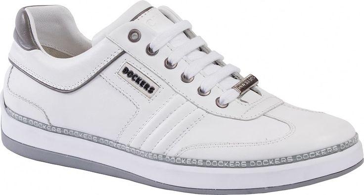 Dockers 212100 M 5005 Beyaz Erkek Ayakkabı