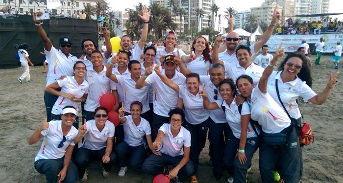 Notas de Acción: Bogotá gana la segunda versión de los Juegos Nacio...