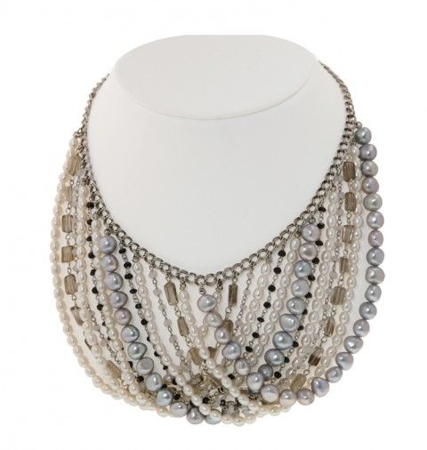 Gorgeous and elegant- the bohemian collection from Honora Pearls: