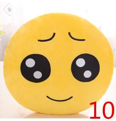 Estilos de la venta caliente suave del amortiguador Emoji sonriente del Emoticon Ronda almohada del sofá relleno de la felpa muñeca de juguete de Navidad Whatsapp Emoji amortiguador amortiguadores Para mimbre muebles del patio de reemplazo de muebles cojines Desde Weddingdressshop2009, $ 4.33 | Dhgate.Com