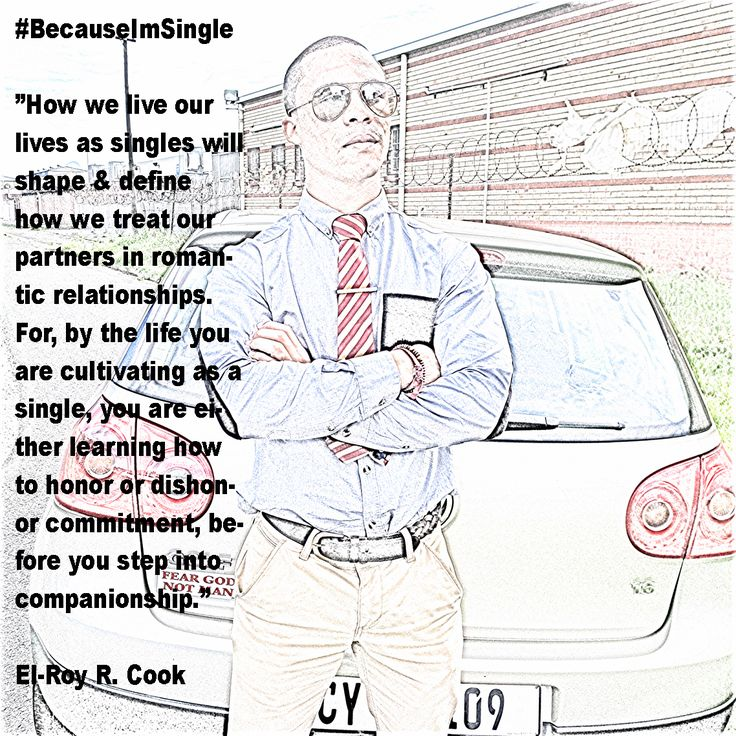 #BecauseImSingle