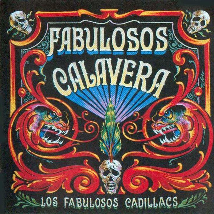 """""""Los Fabulosos Cadillacs, una delle mie band preferite in assoluto"""""""