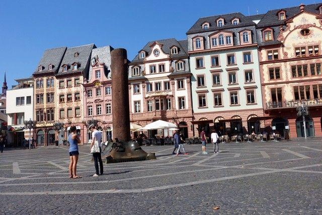 Stadterkundung Mainz - ich hänge etwas mit meiner Roadtrip Berichterstattung hinterher... nun ist aber auch der Mainz-Bericht da! :-)