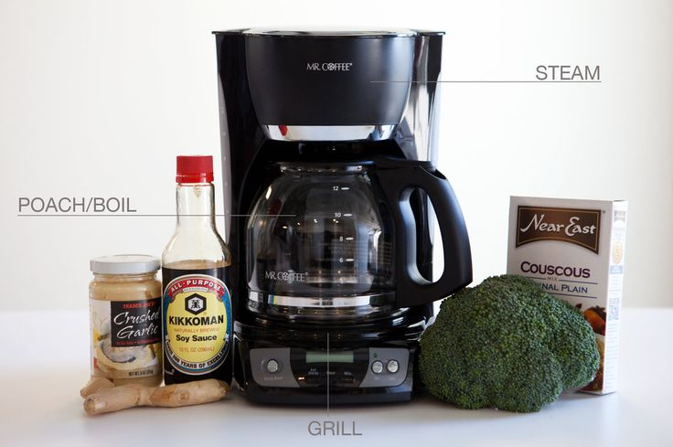 Coffee Maker Cooking: Brew Up Your Next Dinner