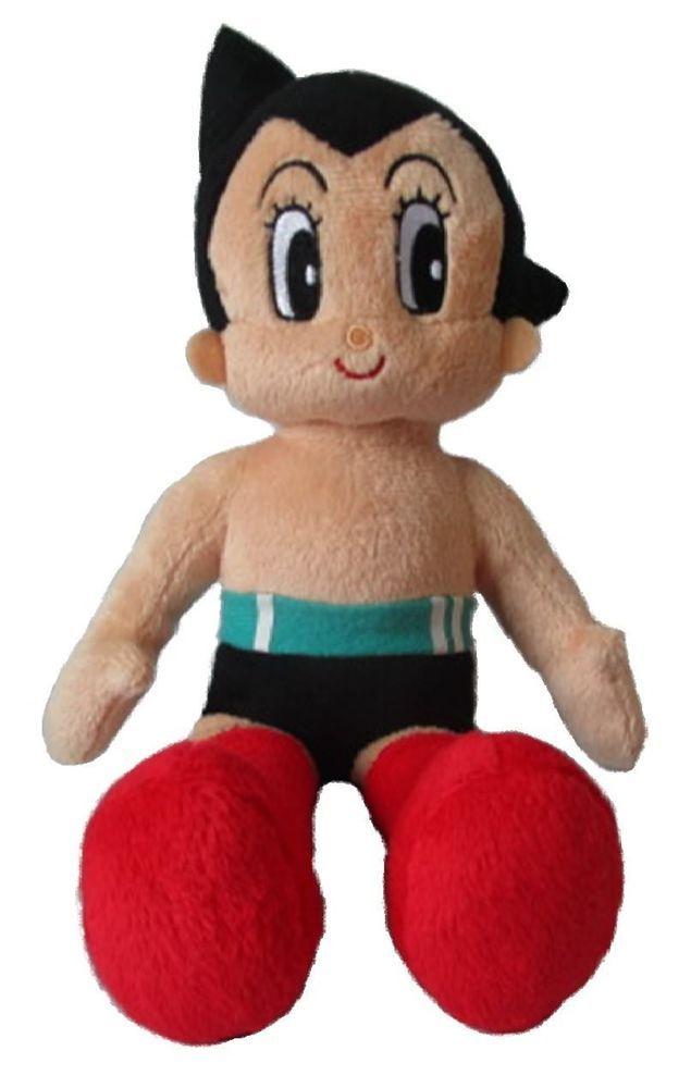 Little Buddy Astro Boy Plush, 9
