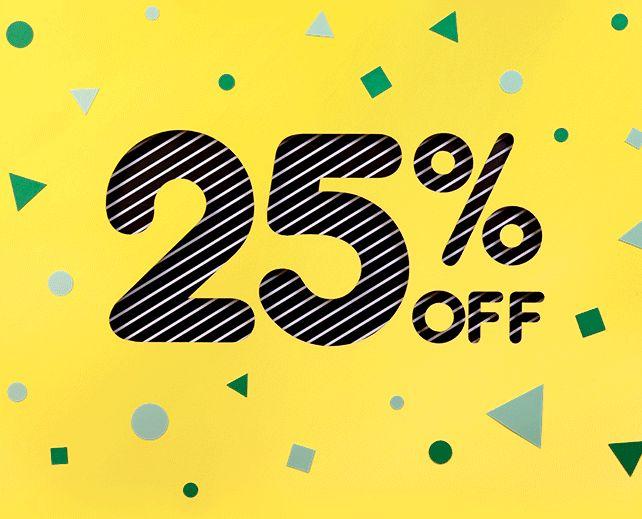 25% OFF Moo.com  #emaildesign