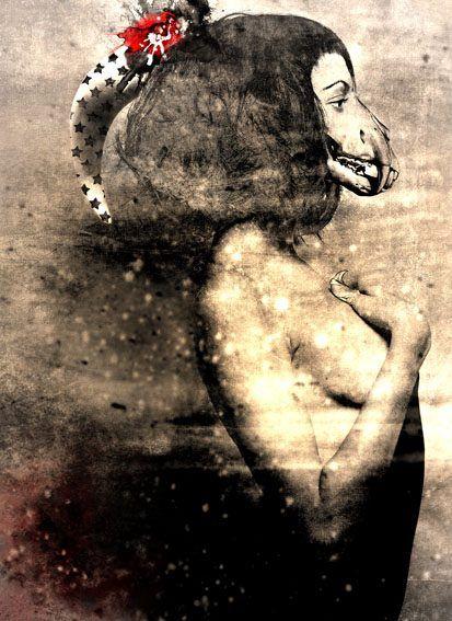 Digital art, by © NodnaMar