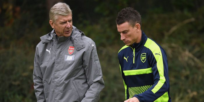 Koscielny hails Wenger's legacy   Arseblog News - the Arsenal news site