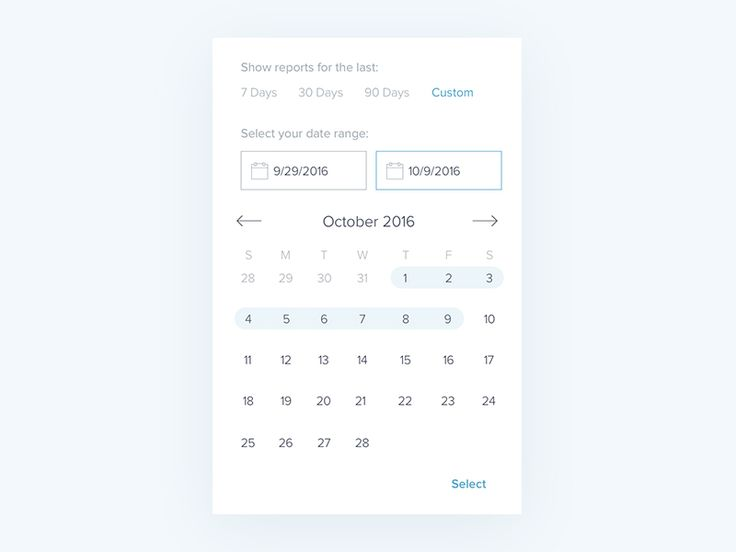 Calendar Ui Design Inspiration : Best date picker images on pinterest user interface